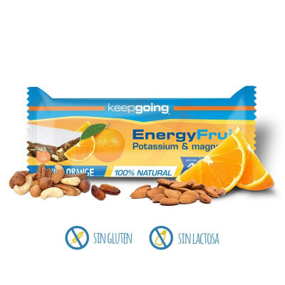 BARRITA ENERGY FRUIT NARANJA