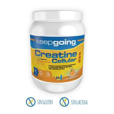 CREATINA KEEPGOING